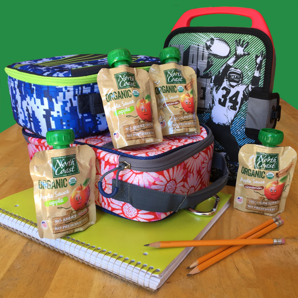 Back to School With North Coast Organic