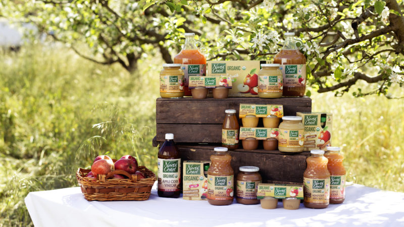 Win a Full Year's Supply of North Coast Apple Products!!!