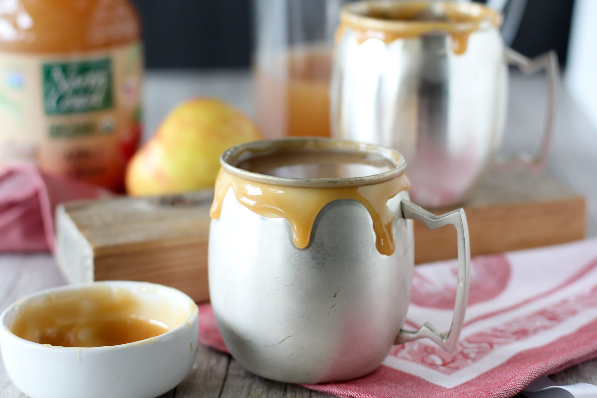Caramel Apple Punch Recipe