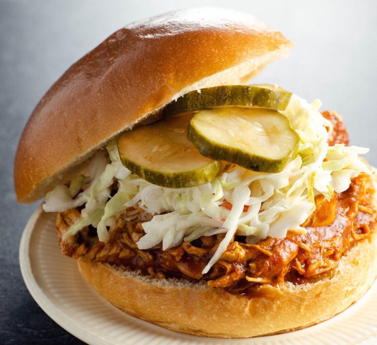 BBQ Pulled Chicken Recipe