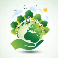 Organic products better-for the earth