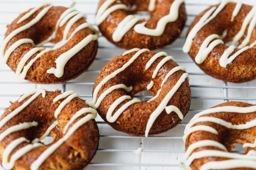 Apple Sauce Doughnut Recipe