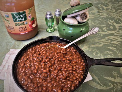 Cider Beans Recipe