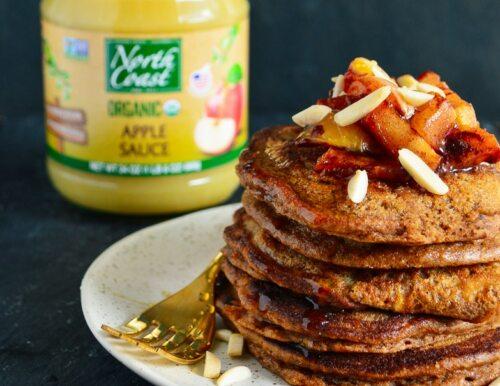 Apple Pie Spiced Pancake Recipe